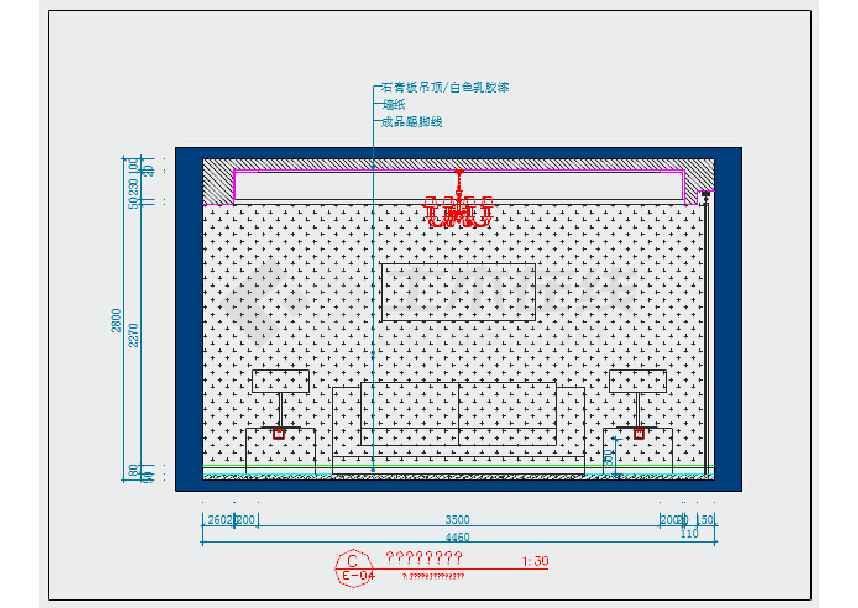 (34张)     包括:施工图目录表,施工图设计说明,原始勘测图,平面布置