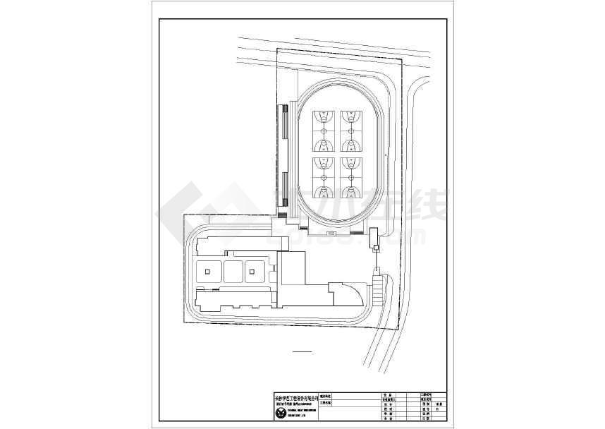 青园、红卫图纸室外v图纸工程招标图纸、小学及中文件ctl图片