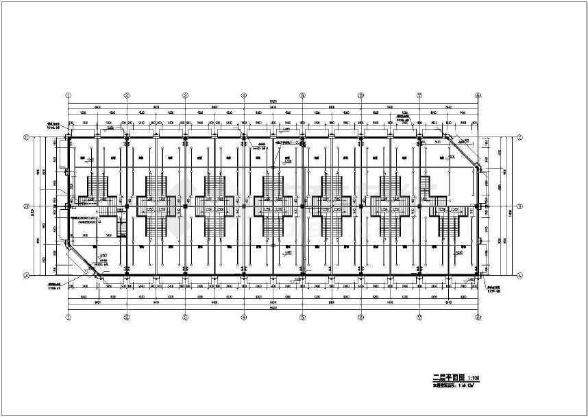 建筑)【江西】超高层商业住宅楼给排水及消防公司施工图(自动喷淋)设计装修店铺系统名字图片