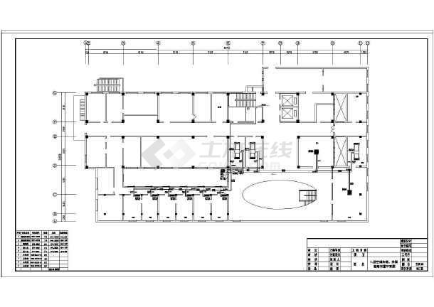 大楼空调系统设计竣工图(直蒸变频多联机系统)-图3