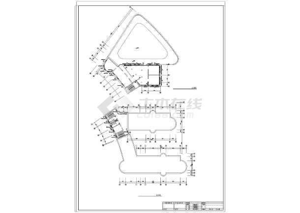 图纸 暖通空调设计施工图 采暖工程设计图 其他采暖设计图 三层幼儿园