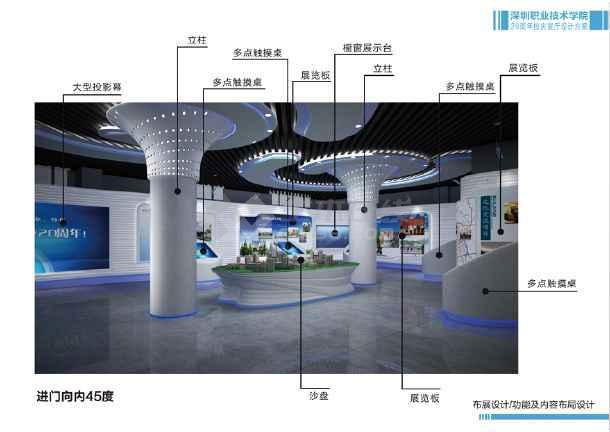 展厅设计方案ppt