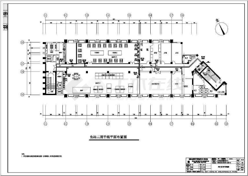 长沙公共卫生中心二期建设项目血液中心实验室装修设计图图片