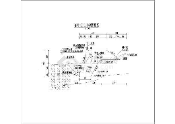 八支沟截污管道施工组织设计