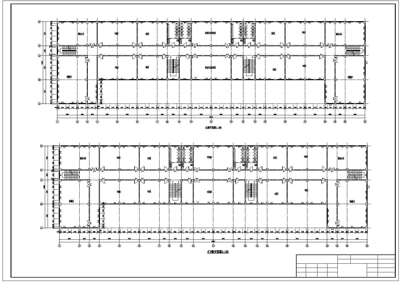 5000平米六层大学教学楼建筑、结构全套设计图(框架结构)优秀毕业设计(精美答辩PPT、计算书、开题报告、任务书、图纸、中期检查表、评阅意见表、指导记录表、推荐表、答辩记录表)图片3