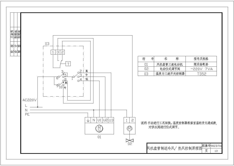 经典详实的常用电气控制原理图(适用于民用建筑和一般的工业建筑)图片3
