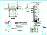 室外加电梯建筑结构图纸图片1