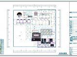 长41.75米宽37.4米完整咖啡店装修设计CAD施工图图片2
