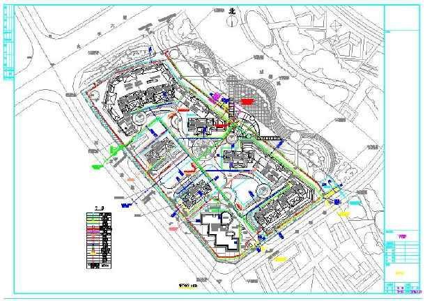 小区海绵城市给排水设计及说明、设施大样图纸-图二