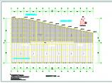 单层厂房全套电气cad设计施工图(含消防水炮、应急照明设计图)图片2