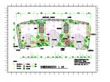 北方某地区别墅园林规划设计CAD图图片1