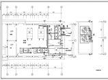 某地区空调制冷机房设计图纸(全套)图片1