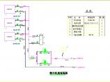 某地小型工厂空调制冷机房流程设计图图片1