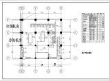 某地区空调制冷机房直燃机房平面图图片1