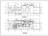深圳某地区工厂空调制冷机房暖通设计cad图图片1