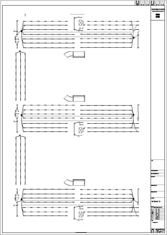 某地区孵化园标准厂房电气设计施工图图片2