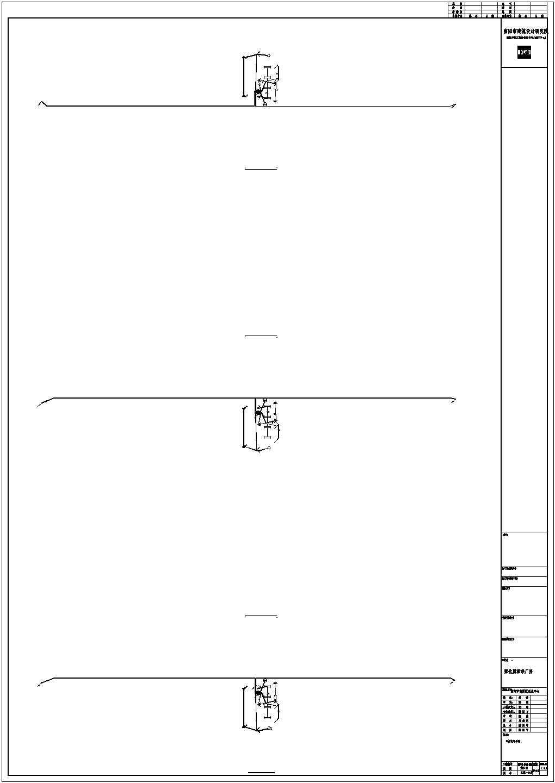 某地区孵化园标准厂房电气设计施工图图片3