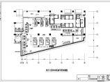 空调制冷机房及空调机房平剖布置图图片2