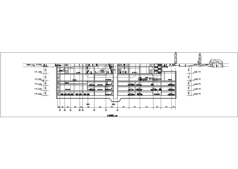 某地区5层现代风格商业广场平面图设计方案(知名设计公司)图片3