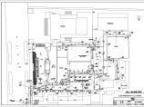 宾馆综合楼给排水空调cad施工图图片1
