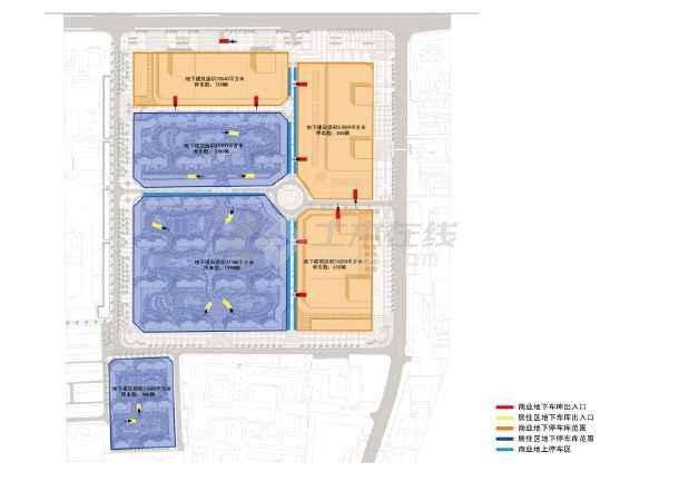 超高层商业大厦综合体建筑设计方案文本(jpg格式)-图1