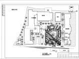 某医院绿化环境景观CAD施工设计图图片1