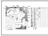高层建筑屋顶花园绿化设计cad布置平面图图片1