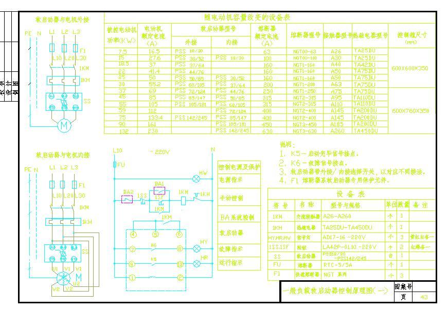 常用电气控制原理图[通用图].图片2