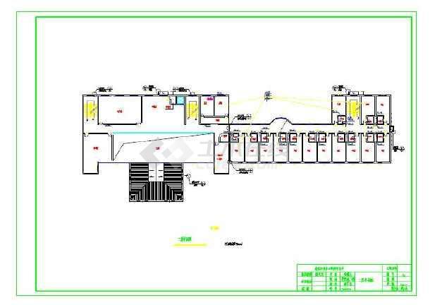 建筑给排水工程课程设计-图1