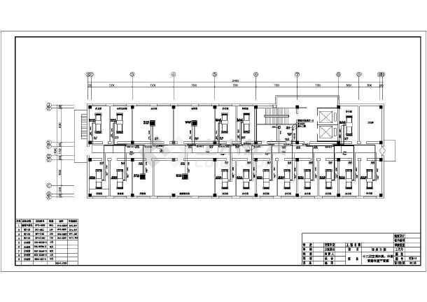 海尔KX多联机中央空调竣工图-图1
