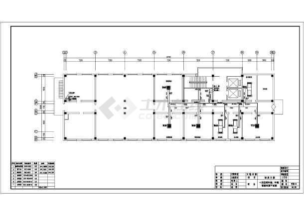 海尔KX多联机中央空调竣工图-图2