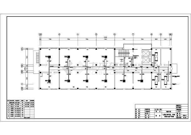 海尔KX多联机中央空调竣工图-图3