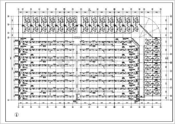 某地超市中央空调全套图纸-图1