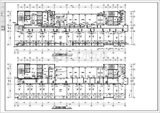 某医院医技楼中央空调设计-图2