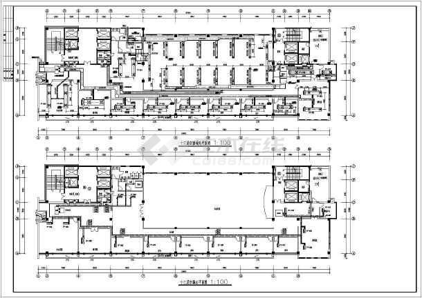 某医院医技楼中央空调设计-图3