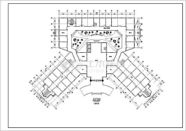 某医院总体及建筑设计方案-图2