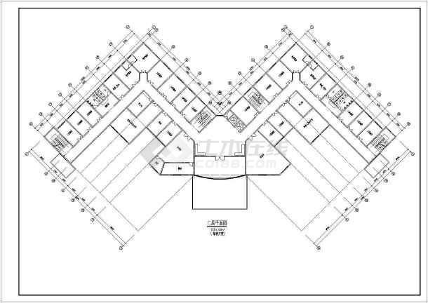 某医院总体及建筑设计方案-图3