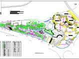 某小区公园全套植物配置规划设计图纸图片1