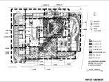某小区景观植物配置平面设计施工图图片1