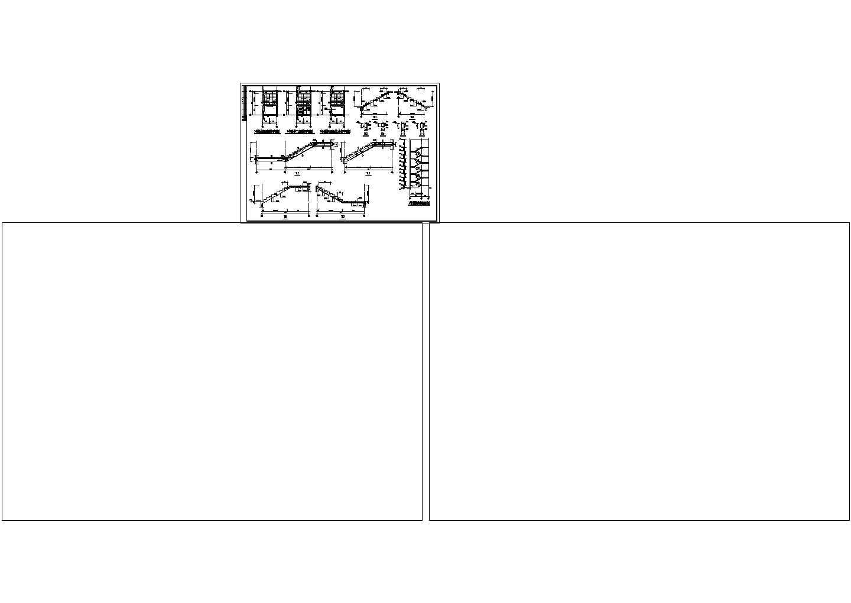 学校公寓砌体结构建筑设计CAD施工图图片1