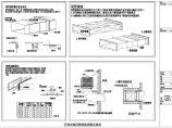 某环保空调室内施工设计详情图纸全套图片2