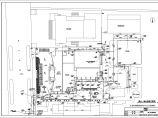 经典宾馆综合楼给排水空调cad施工图图片1