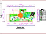 屋顶花园绿化设计平面图图片1