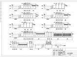 某工程线路板厂废水处理安装施工图纸图片2