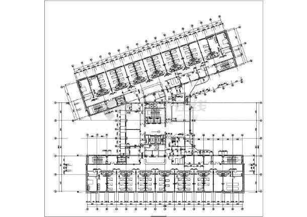 某地小型别墅建筑施工图附带建筑效果图(全套)-图一