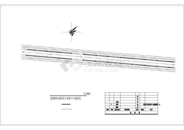 某地电容辅柜68回路电气控制原理图纸(全套)-图二