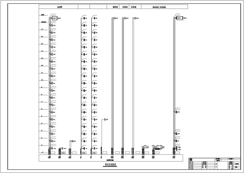电缆绝缘穿刺线夹应用CAD设计图纸图片2