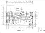 某地区环保局电气办公楼设计CAD图图片1