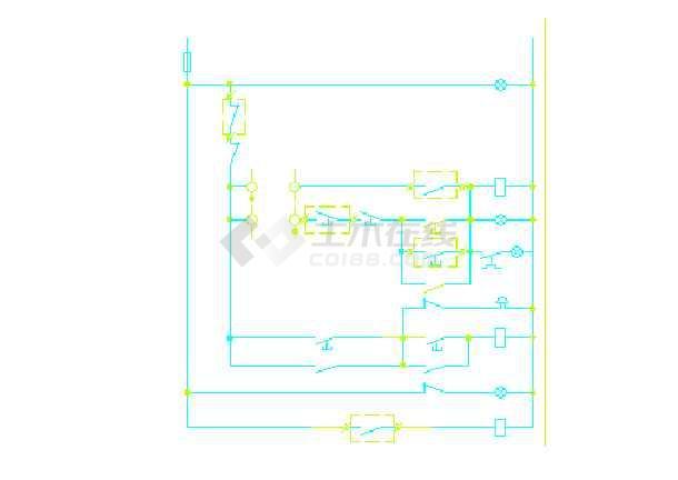 常用电气控制原理图[通用图](全套)-图一