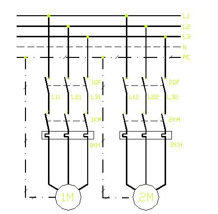 常用电气控制原理图[通用图](全套)图片2